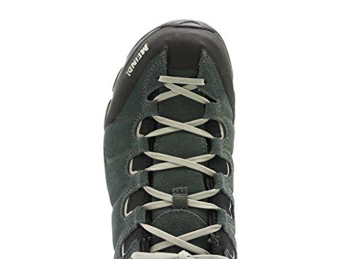 MEINDL MELBOURNE TREK King scarpe da escursioni scarpe in pelle - nero
