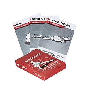 Windhund Trainingskarten Stretching – Dehnübungen für mehr Beweglichkeit