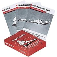 Windhund Trainingskarten Stretching - Dehnübungen für mehr Beweglichkeit