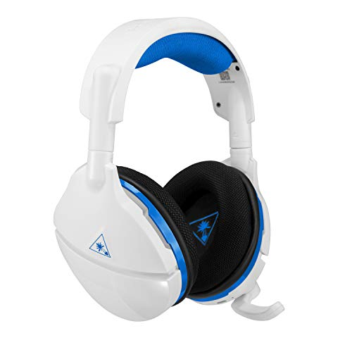 Turtle Beach Stealth 600 Bianca  Cuffie Gaming Amplificate - PS4