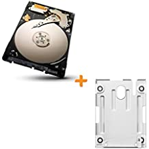MasterStor Sony PlayStation 3 PS3 Hard Drive Kit Inc Mounting Bracket Caddy Cradle Super Slim with HDD - include Mounting bracket and Hard Drive - Exclusive Limited with 1 year Warranty (500GB), [Importado de UK]
