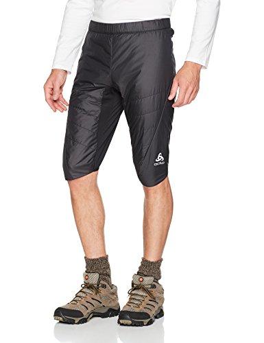 Odlo Herren Irbis Shorts, Black, L (Hybrid Hose Laufen)