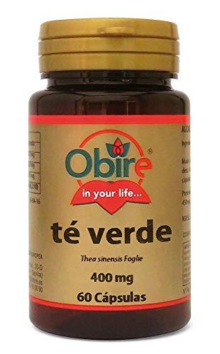 Tè verde 400 mg 60 capsule