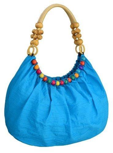 EyeCatchBags - Sac a main sacoche épaule multicolore perles sequin Isla