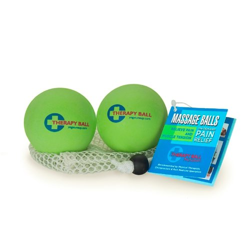 Jill Miller Yoga Tune Up Therapy Balls - Joint & Muscle Pain Relief (Tune-up-bälle)
