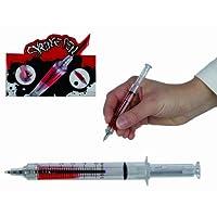 Syringe Pen - Doctor / Nurse / Medical Joke - Mans / Mens / Gents / Him / His Top / Most / Best Popular Gift / Present Ideas For Secret Santa