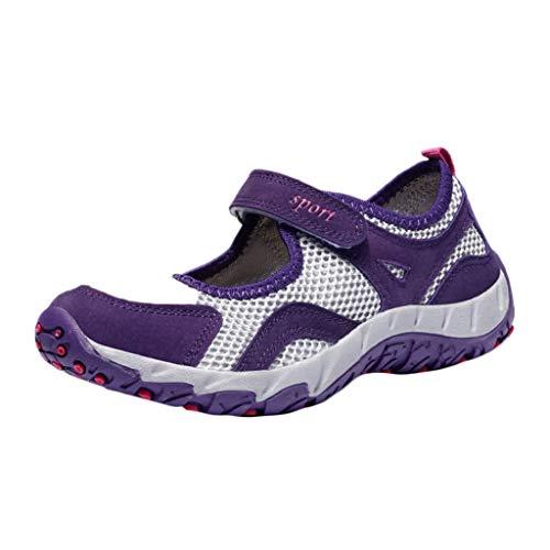Zapatillas Mujer Deportivo Verano Plataforma Cuña