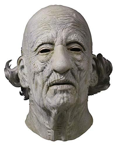Horror-Shop The Texas Chainsaw Massacre Grandpa Maske für Halloween (Halloween-maske Chainsaw Texas Massacre)