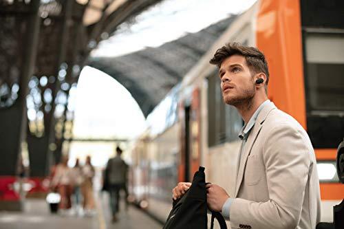 Sony WF-1000XM3 True Wireless Noise Cancelling Kopfhörer (bis zu 32h Akkulaufzeit, stabile Bluetooth Verbindung, Amazon Alexa, komplett kabellose Earbuds incl. Ladecase) schwarz - 14