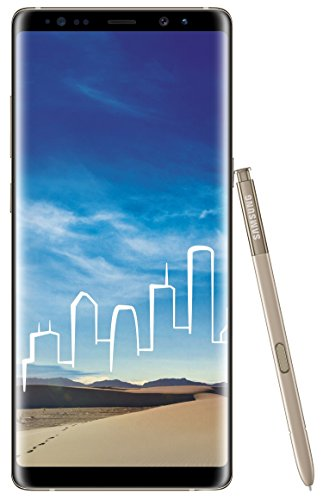 Samsung Galaxy Note 8 (Maple Gold, 64GB) Without Offer