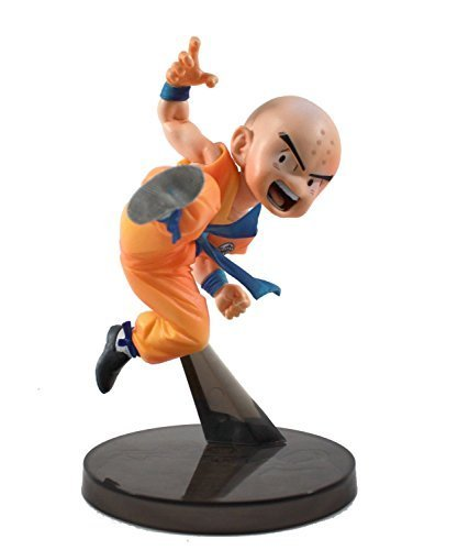 Krillin four single item Banpresto Prize Dragon Ball SCultures BIG modeling Tenkaichi Budokai 2 (japan import)