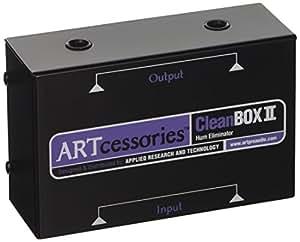 art pro audio cleanbox ii hum eliminator electronics. Black Bedroom Furniture Sets. Home Design Ideas