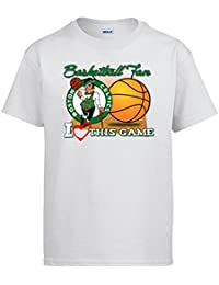 Camiseta NBA Boston Celtics Baloncesto Basketball fan I Love This Game