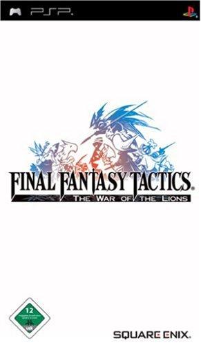 Final Fantasy Tactics - The War of the Lions