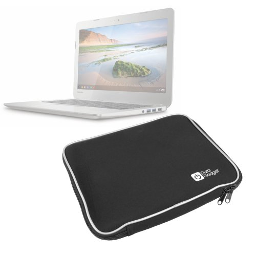 duragadget-high-quality-neoprene-laptop-case-for-toshiba-cb35-a3120-chromebook-black