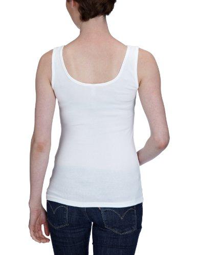 Vero Moda - Top - Femme Blanc (SNOW WHITE)