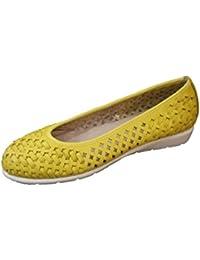 Schuhzoo, Sandali donna , giallo (Gelb), 41 EU