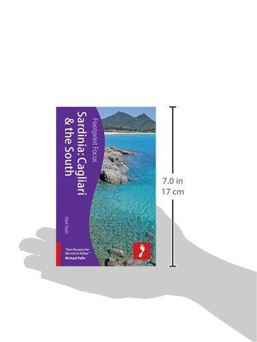 Sardinia: Cagliari & the South (Footprint Focus)