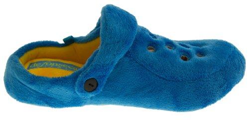 De Fonseca Sabotto 4 Mädchen Verstopfen Pantoffeln Blau