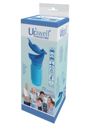 Uriwell Mini Urinal für sie und ihn -