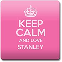 Rosa Keep Calm And Love Stanley Sottobicchiere colore 0620