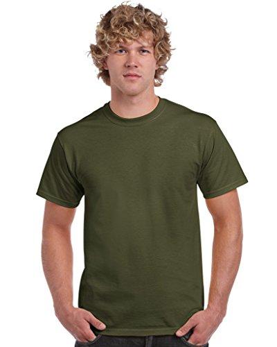 Gildan T-Shirt Ultra 2000 Military Green