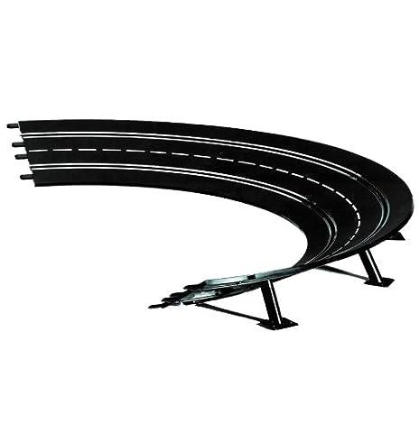 Carrera Exclusiv/ Evolution Steilkurven 2/ 30°, 6 Stück