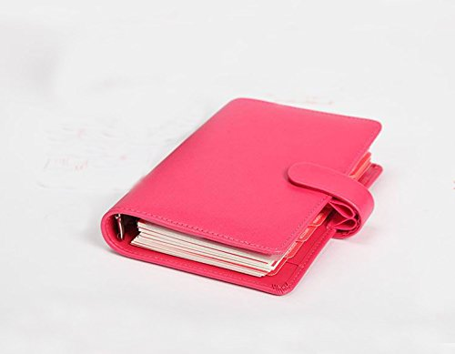 yakri-hot-pink-leather-personal-organiser-a6-loose-leaf-time-planner-organizer-series-personal-diary