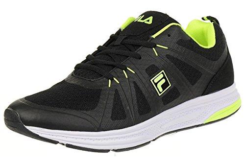 Fila Colt Low Run Laufschuh Running Men Sneakers schwarz Comfort Foam, Schuhgröße:43 EU