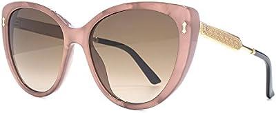 GUCCI Gafas de Sol 3804/SJ6R4J57_R4J (57 mm) Rosa / Dorado