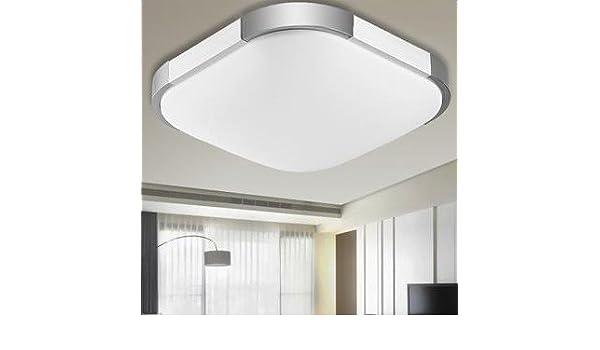 Plafoniera Ufficio Prezzo : Plafoniera led watt lampada da soffitto piatta a basso consumo