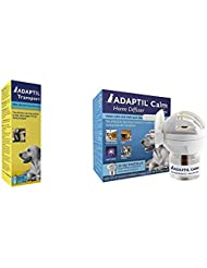ADAPTIL Calm Transport Spray with Calm Home 30 Day starter kit - Diffuser and Refill