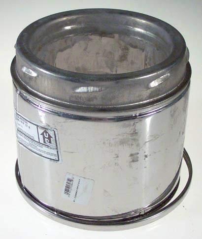 Selkirk Metalbestos 8UT-24 8-Inch X 24-Inch Stainless Steel Insulated Chimney Pipe by Selkirk Metalbestos - Selkirk Schornstein Metalbestos