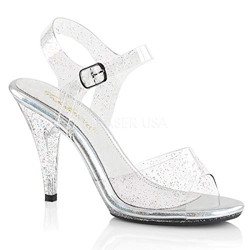 Fabulicious Womens CARESS-408MMG/C/M Sandals