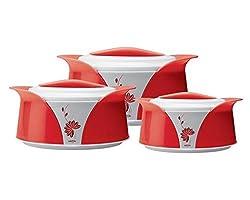 Milton Imperial Sr. Gift Set , Red,(EC-THF-FTK-0042_Red)