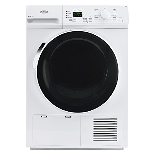 Belling FHD800 8kg Freestanding Heat Pump Tumble Dryer - White