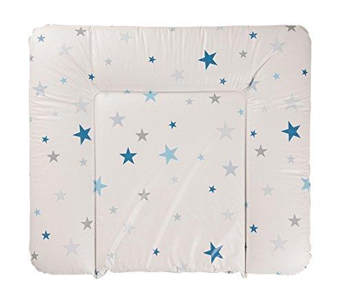 Geuther - Wickelmulde 5835, sterne blau