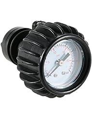 Docooler Manomètre de Pression d'air Barres Gonflables de Radeau de Kayak Baromètre de corps Manomètre avec le Raccord d'Adaptateur de Tuyau