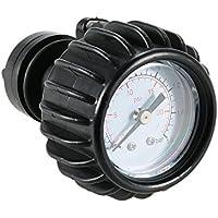 doco Oler Manguera Boot Raft Aire Impresión Manómetro & # xff08; Manguera Adaptador Conector & # xff09;