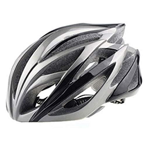 Casco Casco da bicicletta Casco da bicicletta Equipaggiamento da equitazione Hat Riding Ultra Light Environmental Ventilation (Color : Black)