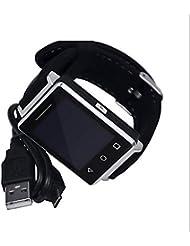 SMART GPS Tracker montre de sport, compteur de calories, moniteur de fréquence cardiaque extérieur Sports Smart Watch, caméra à distance pour smartphone Android et iPhone, étape Compteur, Push Message 'et'