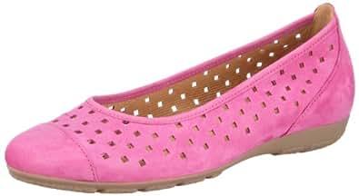 Gabor Shoes 4416914, Damen Ballerinas, Pink (pink), EU 43 (UK 9)