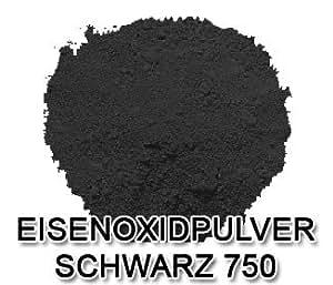 Oxyde de Fer 2,80eur/KG Poudre–Pigments Noir 25kg oxyde de fer oxyde fer Poudre pigments béton Argile Céramique Coloration einfärben béton couleur fond couleur Ciment abtönen abtönung