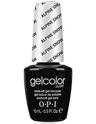OPI GelColor Vernis à Ongles UV Alpine Snow 15 ml