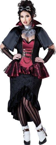 Steampunk Vampiress Vampir Lady - XX-Large