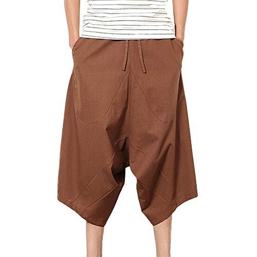 ♚ Pantalones Harem de Hombre