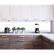 Küchenrückwand Weiß suchergebnis auf amazon de für küchenrückwand weiß