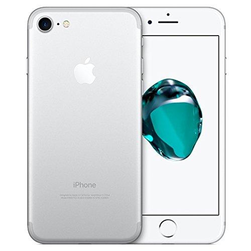 "Apple iPhone 7 Smartphone  4G (Display: 4,7"" - 32 GB - iOS 10) Argento [Italia]"