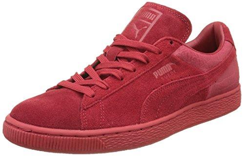 Puma 361372, Scarpe Da Ginnastica Unisex Adulto Rosso