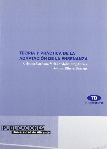 Teoría y práctica de la adaptación de la enseñanza (Textos docentes)